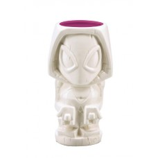 MARVEL HEROES SPIDER-GWEN GEEKI TIKI GLASS