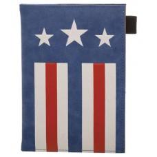 MARVEL CAPTAIN AMERICA PASSPORT WALLET