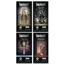 LOCKE & KEY SERIES II ENAMEL PIN SET