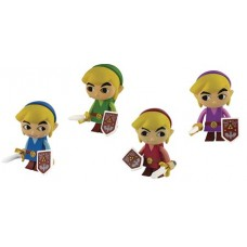 LOZ 4 SWORDS LINK FIGURE 24PC BMB DS SER 2
