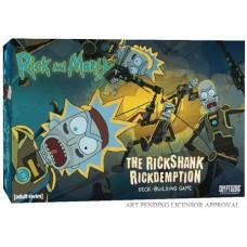 RICK AND MORTY DBG RICKSHANK RICKDEMPTION