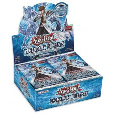YU GI OH TCG LEGENDARY DUELISTS WHT DRAGON ABYSS DIS
