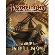 PATHFINDER CAMPAIGN SETTING SANDPOINT LIGHT OF LOST COAST