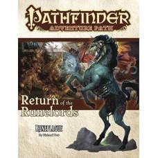 PATHFINDER ADV PATH RETURN OF RUNELORDS PART 3 OF 6 SC