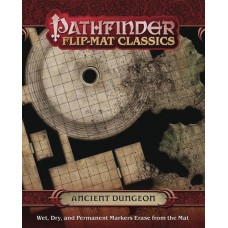 PATHFINDER FLIP-MAT CLASSICS ANCIENT DUNGEON