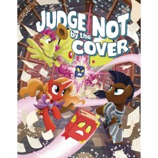 MLP TALES OF EQUESTRIA RPG JUDGE NOT BY COVER SC