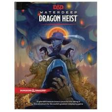 D&D RPG WATERDEEP DRAGON HEIST HC