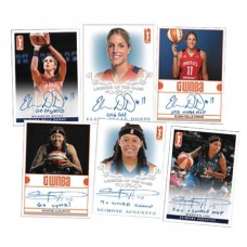 RITTENHOUSE 2018 WNBA T/C BOX