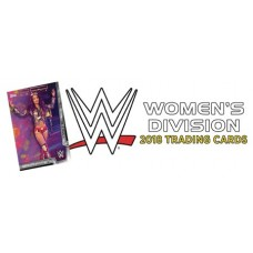 TOPPS 2018 WWE WOMENS DIVISION T/C BOX