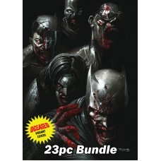 DCEASED ASSORTED TITLES THEME VARIANT COVER 23PC BUNDLE @A