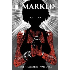 MARKED #1 CVR A HABERLIN & VAN DYKE (MR)