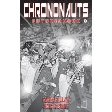 CHRONONAUTS FUTURESHOCK #1 (OF 4) CVR B FERRY (MR) @D