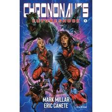 CHRONONAUTS FUTURESHOCK #1 (OF 4) CVR C CHAREST (MR) @D