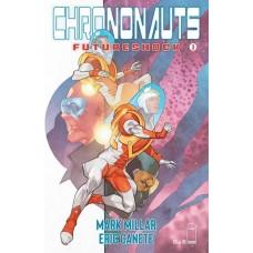 CHRONONAUTS FUTURESHOCK #3 (OF 4) CVR A FERRY (MR) @D