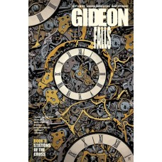 GIDEON FALLS TP VOL 03 STATIONS OF THE CROSS @D