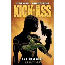 KICK-ASS NEW GIRL TP VOL 03 (MR) @D