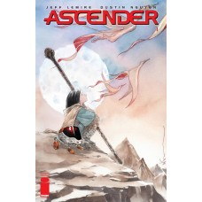 ASCENDER #1 2ND PTG (MR)