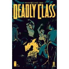 DEADLY CLASS #41 CVR A CRAIG (MR) @D