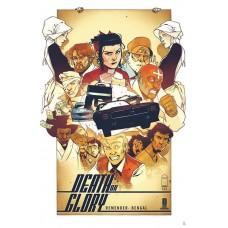 DEATH OR GLORY #6 CVR A BENGAL (MR) @D