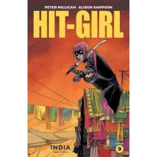 HIT-GIRL SEASON TWO #9 CVR A SHALVEY (MR) @D