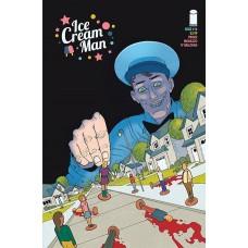 ICE CREAM MAN #16 CVR A MORAZZO & OHALLORAN (MR) @D
