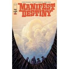 MANIFEST DESTINY #37 (MR) @D