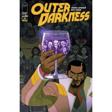 OUTER DARKNESS #11 (MR) @D