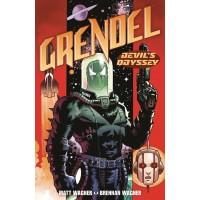 GRENDEL DEVILS ODYSSEY #1 (OF 8) CVR A WAGNER (MR) @T