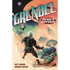 GRENDEL DEVILS ODYSSEY #1 (OF 8) CVR B MOON (MR) @D