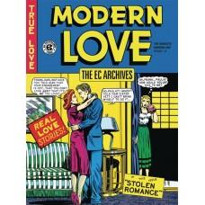EC ARCHIVES MODERN LOVE HC @G
