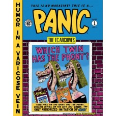 EC ARCHIVES PANIC HC VOL 01 @G
