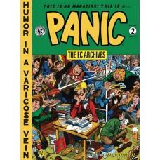 EC ARCHIVES PANIC HC VOL 02 @G