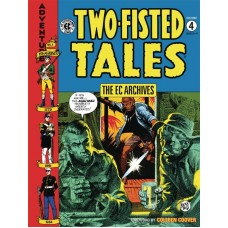 EC ARCHIVES TWO-FISTED TALES HC VOL 04 @G