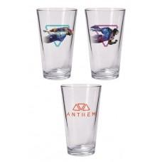 ANTHEM PINT GLASS SET @U