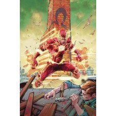 FLASH #80 CARD STOCK DCEASED VARIANT @D