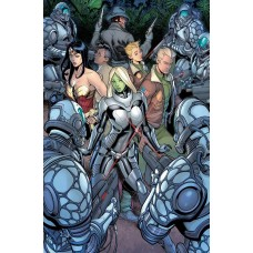 WONDER WOMAN COME BACK TO ME #4 (OF 6) @D