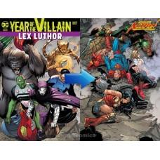 ACTION COMICS #1017 ACETATE COVER YOTV @D