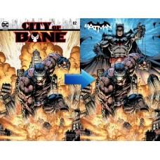BATMAN #82 ACETATE COVER @D
