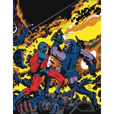 ABSOLUTE FOURTH WORLD BY JACK KIRBY HC VOL 01 @D