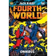 JACK KIRBYS FOURTH WORLD OMNIBUS HC @D