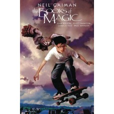 BOOKS OF MAGIC NEW EDITION TP @S