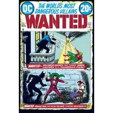 DCS WANTED WORLDS MOST DANGEROUS SUPERVILLAINS HC @D