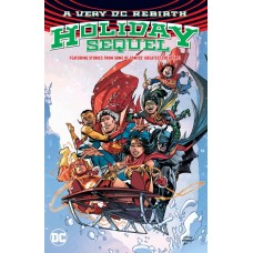 VERY DC REBIRTH HOLIDAY SEQUEL TP @D