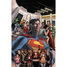 DEATH OF SUPERMAN THE WAKE TP @D