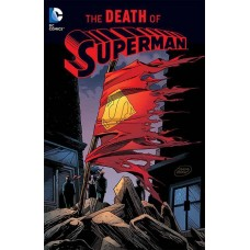 SUPERMAN THE DEATH OF SUPERMAN TP NEW ED @S