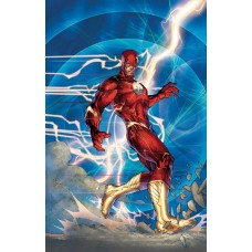 FLASH 80 YEARS OF THE FASTEST MAN ALIVE HC @D