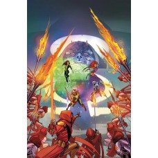 JUSTICE LEAGUE ODYSSEY TP VOL 02 DEATH OF THE DARK @D