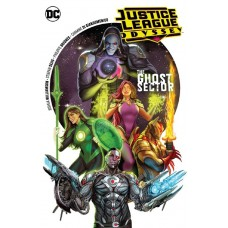 JUSTICE LEAGUE ODYSSEY TP VOL 01 THE GHOST SECTOR @D
