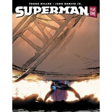 SUPERMAN YEAR ONE HC @D