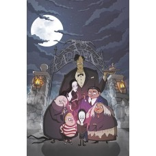 ADDAMS FAMILY THE BODIES CVR A MURPHY @S